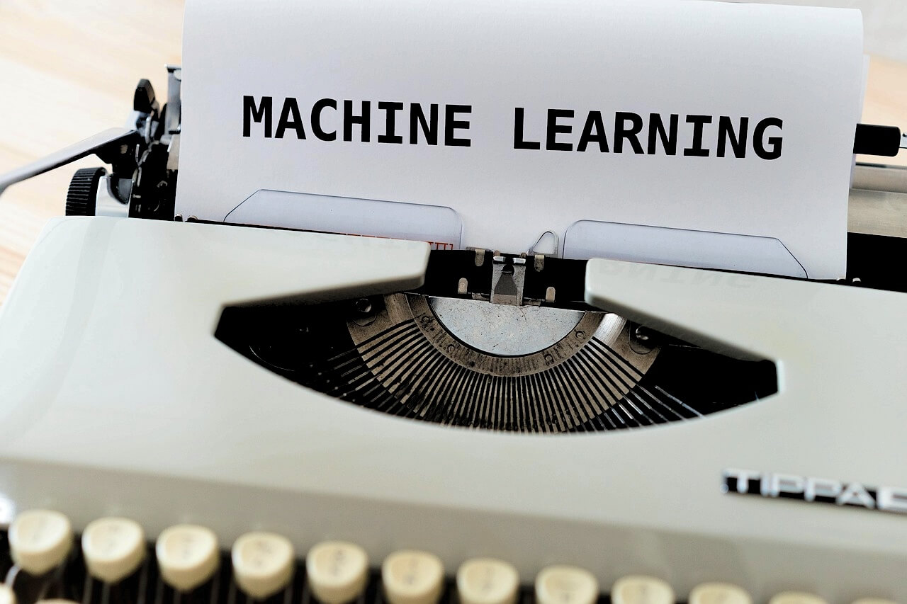 aprendizaje automático tipos